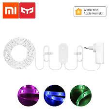 <b>Xiaomi Yeelight</b> Aurora bande lumineuse intelligente Plus <b>2m</b> LED ...
