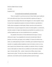 spanish study resources  pages span  reaction essay