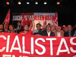 Esteban Silva del Socialismo Allendista: