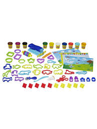 Игровой набор <b>масса для лепки</b> Плей-до Дошкольный набор ...