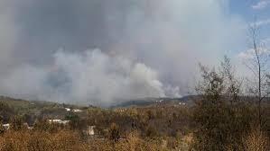 Portekiz'deki yangın 3 gündür devam ediyor