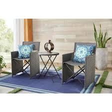 <b>Folding</b> - <b>Bistro</b> Sets - Patio Dining Furniture - The Home Depot