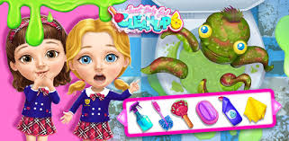 Sweet <b>Baby Girl</b> Cleanup 6 - School Cleaning Game - Apps on ...