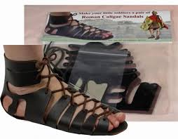 Image result for roman sandals
