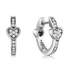 <b>Modian</b> Charm Fashion 100% Real 925 Sterling Silver Hearts ...