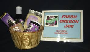 <b>5 PIECE</b> PERFECT MARION BERRY GIFT BASKET by Kern Park ...