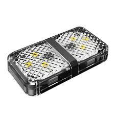 <b>Baseus</b> 2pcs 6 LEDs <b>Car</b> Openning <b>Door</b> Warning Flash Lights ...