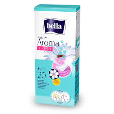 Ежедневные <b>прокладки Bella Panty</b> Aroma Fresh 20 шт