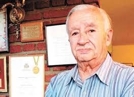 El cineasta Jorge Ruiz falleció a sus 88 años en la ciudad de Cochabamba, confirmó a La Razón una fuente allegada a la familia. - Trayectoria-Imagen-archivo-Ruiz-reportaje_LRZIMA20120320_0006_11