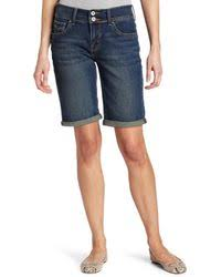 <b>Levi's</b> Long and knee-length shorts for Women - Up to 33% off at ...