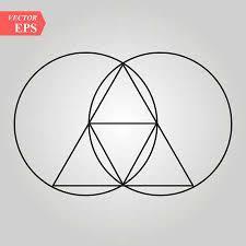 Sacred <b>Geometry</b> - Zen <b>Minimalism</b> - Vesca Piscis -pointed <b>Oval</b> ...