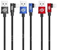 Кабель <b>Baseus MVP</b> Elbow Type Cable USB for Lightning ...