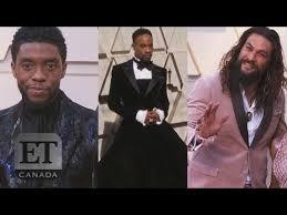 Best <b>Male Fashion</b> At <b>2019</b> Oscars - YouTube