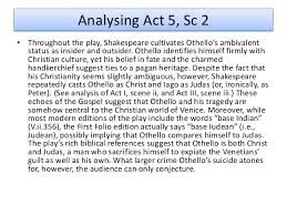othello as a tragic hero   three   essay