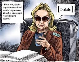 Image result for Hillary Clinton' CARTOON