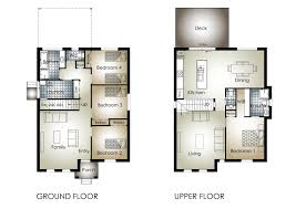House Plans Bedroom Flat House Plans   Bedrooms Upstairs    Upstairs Downstairs House Upstairs and Downstairs Bedroom House Plans