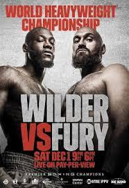 Deontay Wilder vs. Tyson Fury - Wikipedia