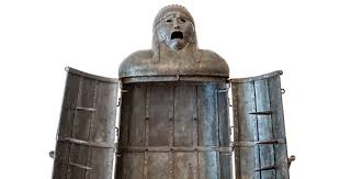 The <b>Iron Maiden</b>: This Medieval Torture Device Was Used as ...