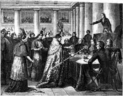 the influence of the catholicism before during and after the catholic church taking oath required by concordat of 1801