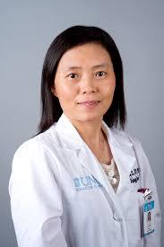 xiaoyan li md department of neurology unc school of medicine