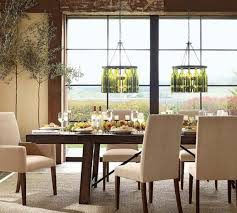 modern traditional kitchen table light fixture