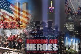 never forget September 11th heroes