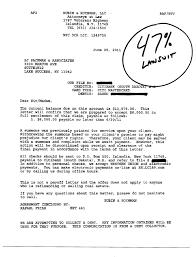 sample lawsuit settlement offer letter sample settlement letter