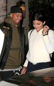 Image result for tyga and kylie