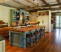 ampamp prep table: kitchen rustic kitchen island ideas holiday dining microwaves
