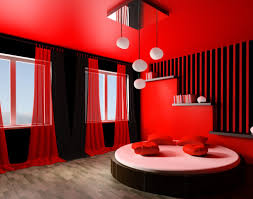 Red Color Bedroom Bedroom Color Red Home Design Ideas