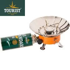 Отзывы о <b>Газовая</b> мини-плита <b>Tourist</b> Tulpan-S TM-400