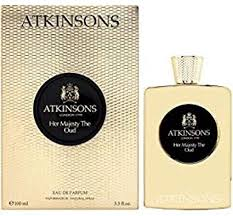 Atkinsons <b>Oud Save The Queen</b> Eau De Perfume Spray 100ml ...