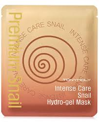 TONYMOLY <b>Intense Care Snail</b> Hydro-Gel Mask & Reviews - Skin ...