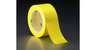 <b>3M 471 Лента</b> на Виниловой Основе, жёлтая, 51 мм х 32,9 м