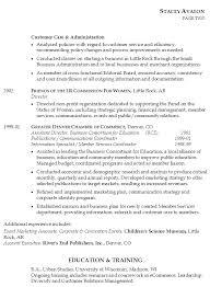 Sample Resume Project Management   Sample Resume Project Management