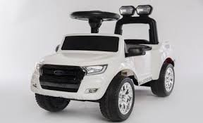 <b>Каталка Barty Ford</b> Ranger DK-P01 - DK-P01 белый | детский ...