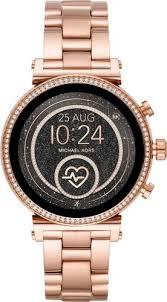 <b>Женские часы Michael</b> Kors Access Sofie Smartwatch MKT5063