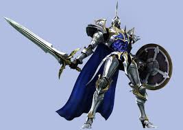 Image result for blue and gold armor