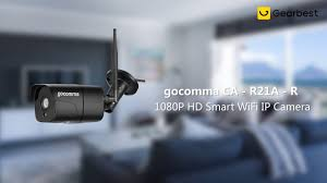 <b>gocomma</b> CA - R21A - R Wireless <b>1080P HD</b> Smart WiFi IP Camera ...