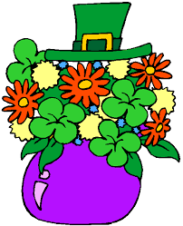 Image result for free clipart for St. Patrick's Day