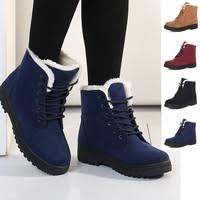 Classic <b>Women's Snow Boots Fashion</b> Winter Short Boots | Wish