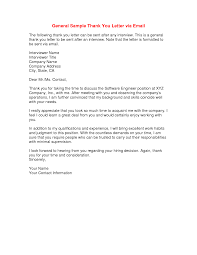 Thank You Email Note After Interview Samples - Cover Letter Templates General Sample Thank You Letter Via Email Pdf By Ryandenney Dhxikhrf
