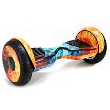 Купить <b>Гироскутер SpeedRoll</b> 08APP <b>Roadster</b> лед и пламя - в ...