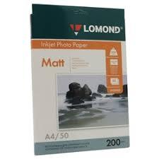 «фотобумага A4 <b>Lomond</b> 0102033 200 г/м2 двухсторонняя ...