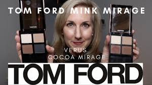 NEW <b>TOM FORD MINK</b> MIRAGE EYE QUAD | VERSUS COCOA ...