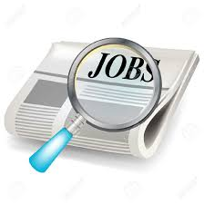 looking for job clipart clipartfest and magnifier job search