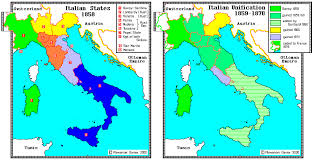 Resultado de imagen de italy situation before the unification