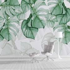 Custom Any Size 3D Mural Wallpaper <b>Nordic Modern</b> Simple ...
