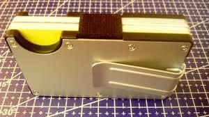 Полезный unboxing. <b>Кошелёк</b> с защитой от <b>RFID</b>-сканирования ...