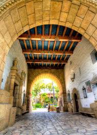 Image result for image of santa barbara courthouse